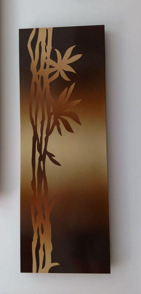 Керамический дизайн-обогреватель UDEN-500Д «Бамбук»