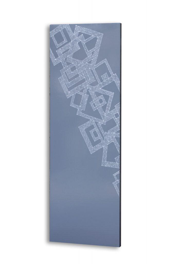 Дизайн-обогреватель «Кристалл»