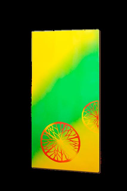 Керамический дизайн-обогреватель UDEN-S «Апельсин»